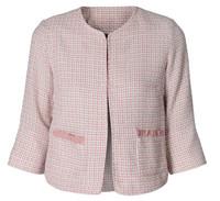 buy online e5759 06d9e Giacca stile Chanel