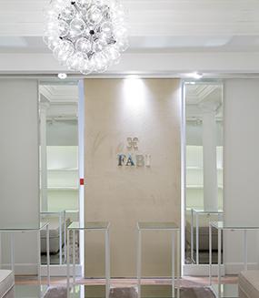 d36f822732 Nuovo negozio Fabi a Roma