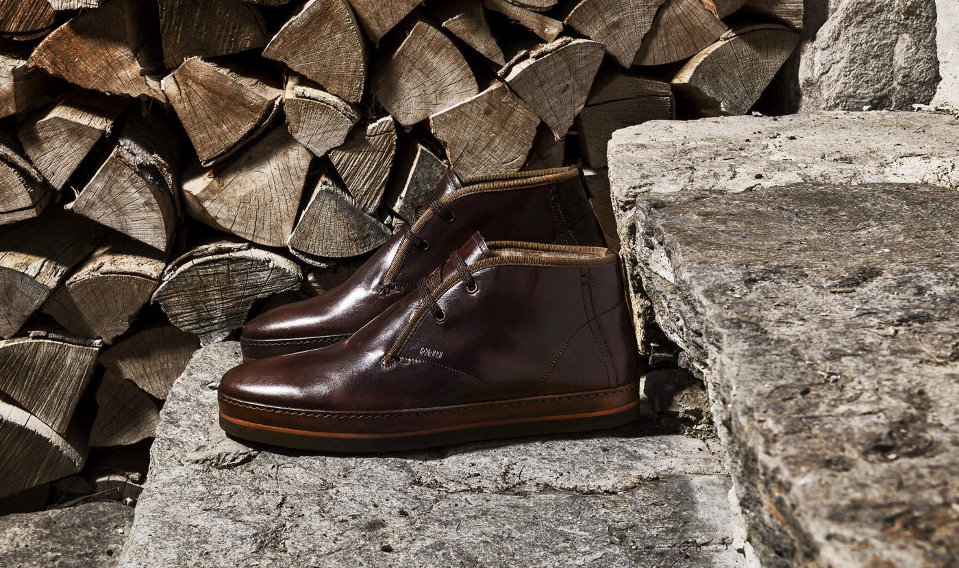 Smart Casual – Sneakers alta