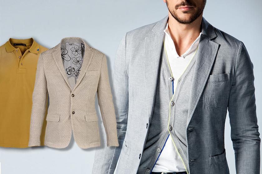 giacche uomo abbinamenti