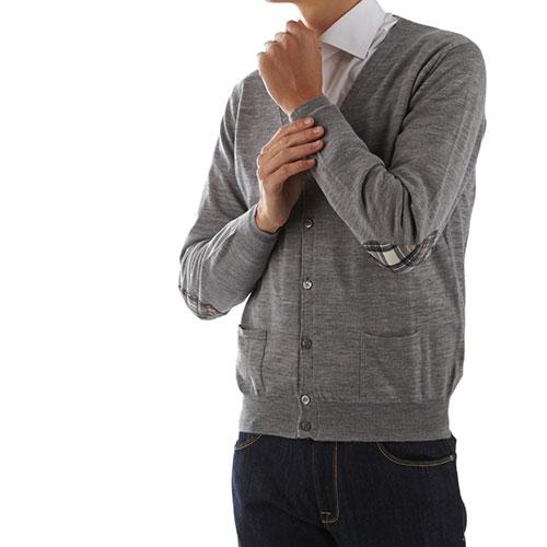 size 40 d325e 9d966 Abbinamento cardigan e camicia.