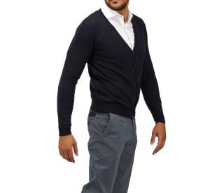9cc0e852d0 Abbinamento cardigan e camicia.