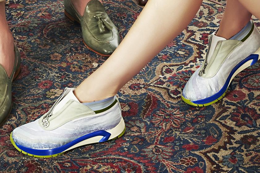 Anticipazioni moda donna primavera estate 2015  sneakers chic 7b6c462441a