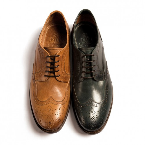 Elegant and comfortable: a selection of shoes from the Flex Goodyear S/S 2015 collection