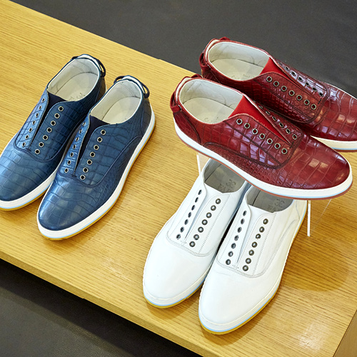 Luxury sneakers: outstanding sports Made in Italy