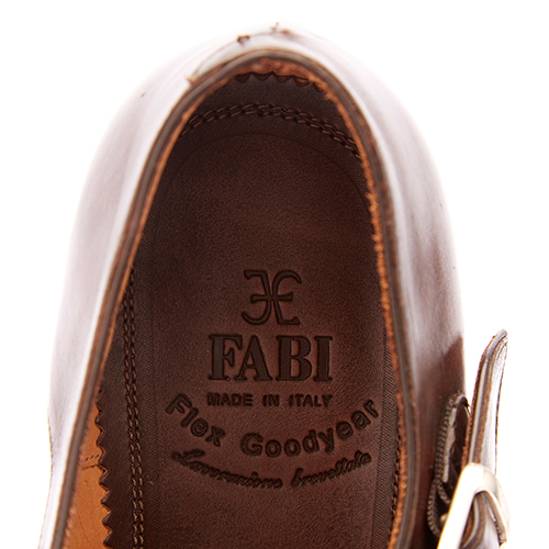 Fabi Flex Goodyear 2015-2016 F/W men collection: comfortable shoes have never been so elegant