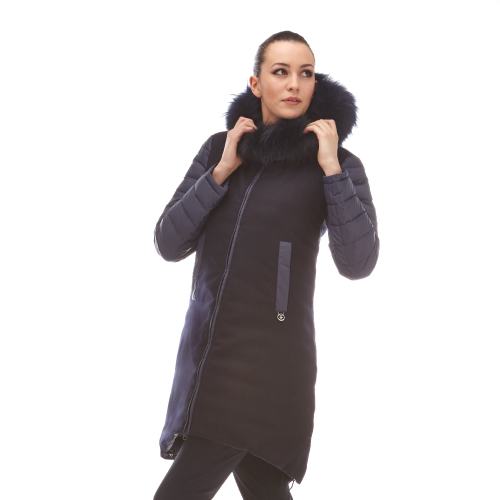 Women's collection by Fabi, selection of designer outerwear for fall-winter 2015-2016