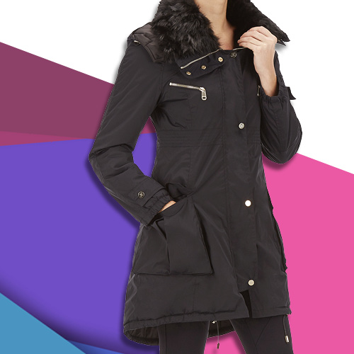 Women's fashion winter 2016, chic quilted jackets selection