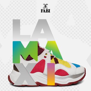 MAXI-WOW! Fabi presenta LAMAXI