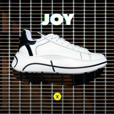 JOY! What gives you more joy than a nice pair of sneakers?
