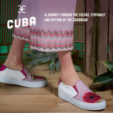 Desire for the Caribbean? Discover the brand new Fabi Cuba