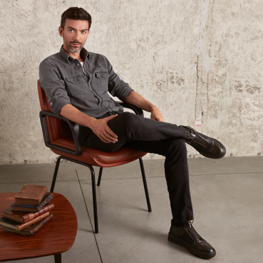 THE CONTEMPORARY GENTS NEW LOOK