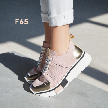 F65 is back! Super-flexible sneakers more colorful than ever