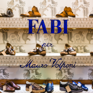 Exclusive news! The Mauro Volponi collection arrives on Fabiboutique.com