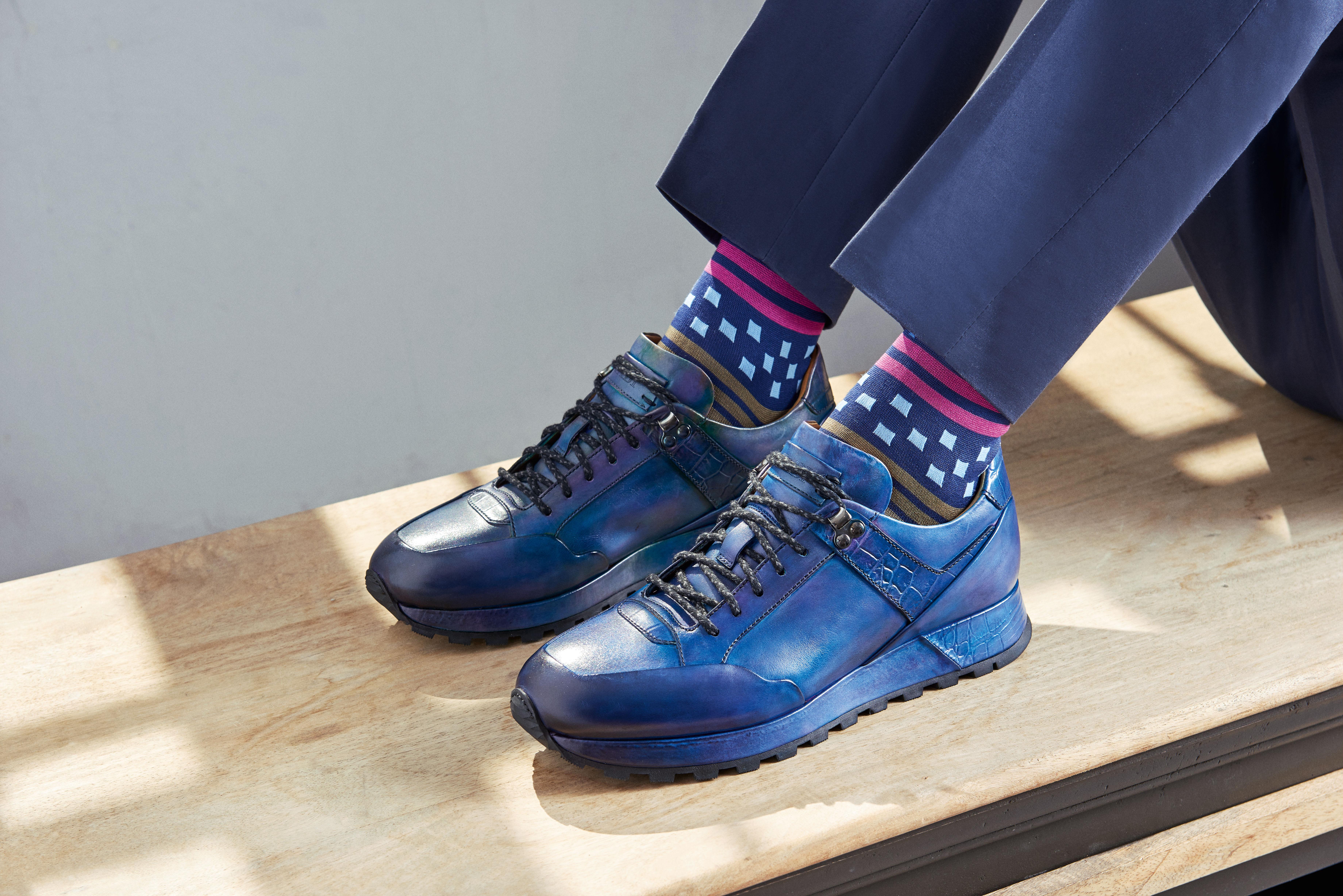 Disponibile in 4 Colori Blue Circle Leg Jeans Dritto da Uomo Tutti i Fianchi