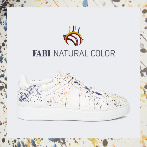 Fabi Natural Color: the new Fabi sneakers limited edition!