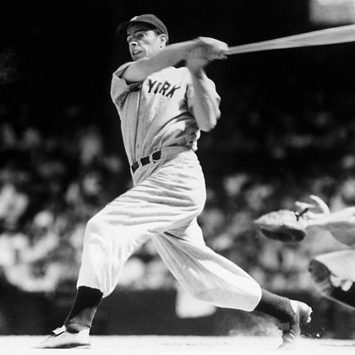 SNEAKERS JESSE, HEROES FROM THE PAST #1: JOE DIMAGGIO