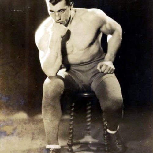 SNEAKERS JESSE, HEROES FROM THE PAST #3: PRIMO CARNERA