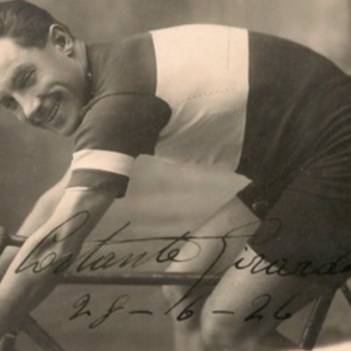 SNEAKERS JESSE, HEROES FROM THE PAST #4: GIRARDENGO