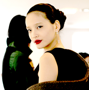 Fabi @ World Masters' Haute Couture Collections Dalian 2012