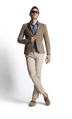 Мужской пиджак: правильная длина, стиль Фаби