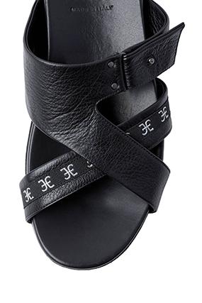 Мужские кожаные сандалии от Фаби
